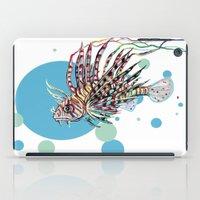 venom iPad Cases featuring Venom by Hanna Lemoine