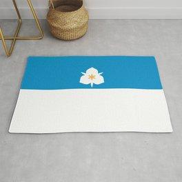 flag of salt lake city Rug