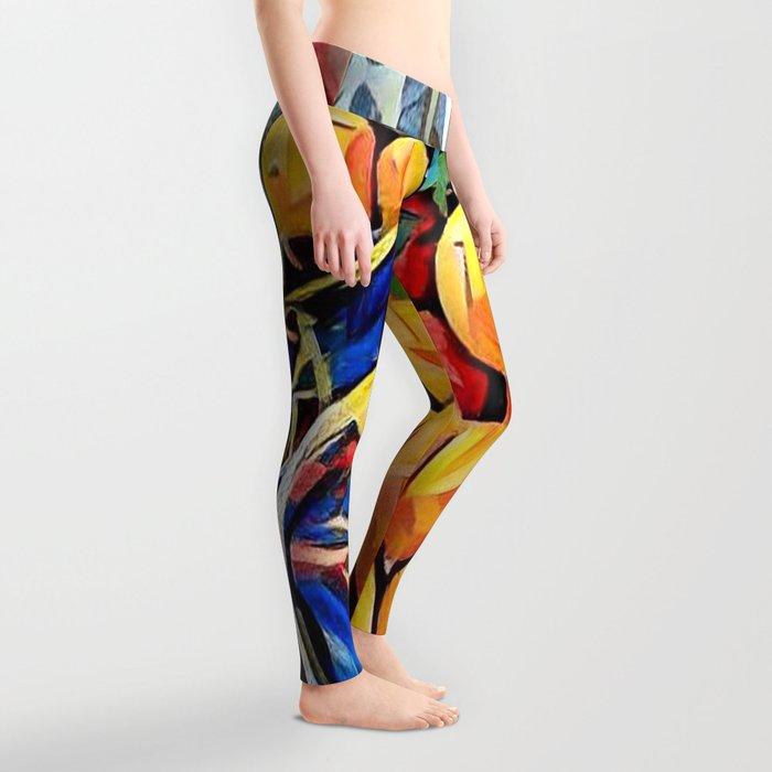 LEMON ZEST Leggings