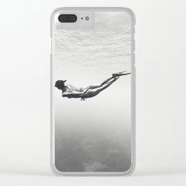 130926-7162 Clear iPhone Case