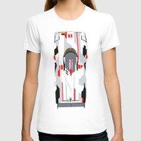 tron T-shirts featuring E-Tron by Arch Duke Maxyenko