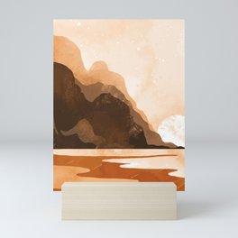 Water Flow 1 Mini Art Print