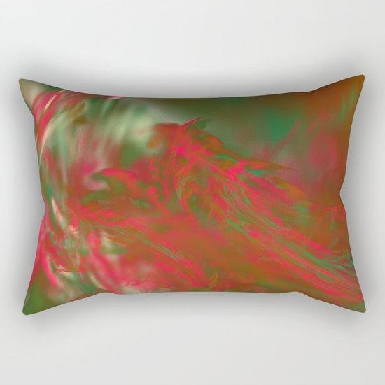 extase Rectangular Pillow