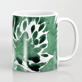 Organic Impressions No. 103 by Kathy Morton Stanion Coffee Mug