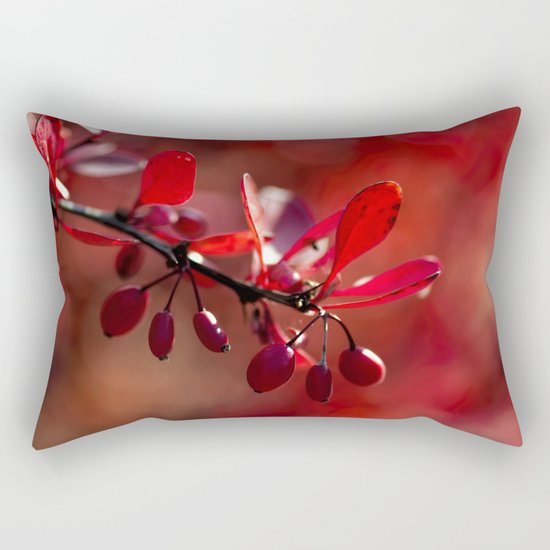 FIRE - Indian Summer VII Rectangular Pillow
