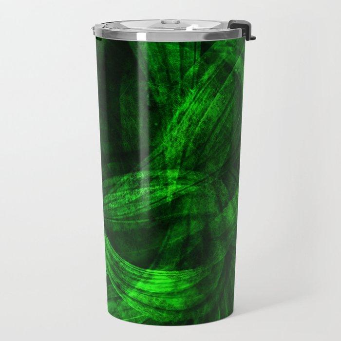 Fresh green nature Travel Mug