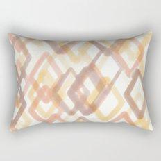 Abstract Autumn Rectangular Pillow