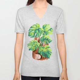 Hide and Seek Unisex V-Neck