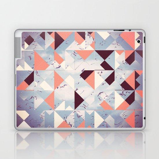 Abstract Sky Laptop & iPad Skin