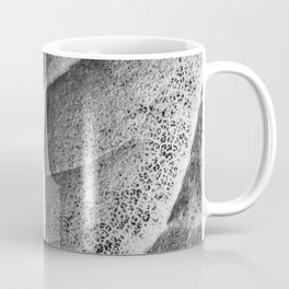 Old leaf abstract details Coffee Mug