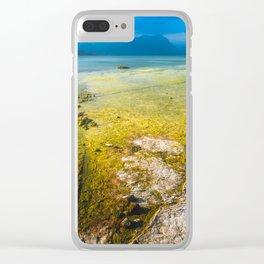 Sirmione Clear iPhone Case