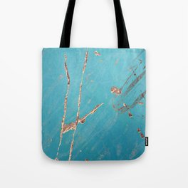 Follow the Lines - JUSTART (c) Tote Bag