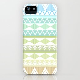 Nature's Blend iPhone Case