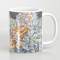 inception Mugs featuring Concerted Inception by Eric Walker