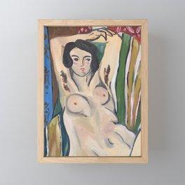 Judy Framed Mini Art Print