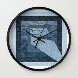 Fantasy Sea Art Wall Clock