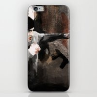 rocky iPhone & iPod Skins featuring ROCKY by Bernardo Furlanetto