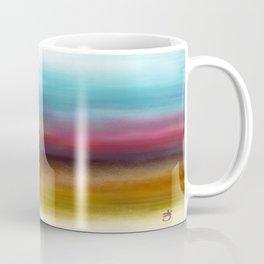C for Colorful Coffee Mug