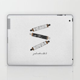 Just Roll With It Laptop & iPad Skin