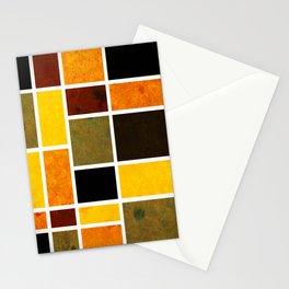 Mondrian No. 99 Stationery Cards