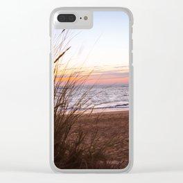 Rota Spain Beach 10 Clear iPhone Case