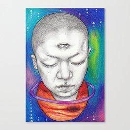 Oh Hyuk of Hyukoh Canvas Print