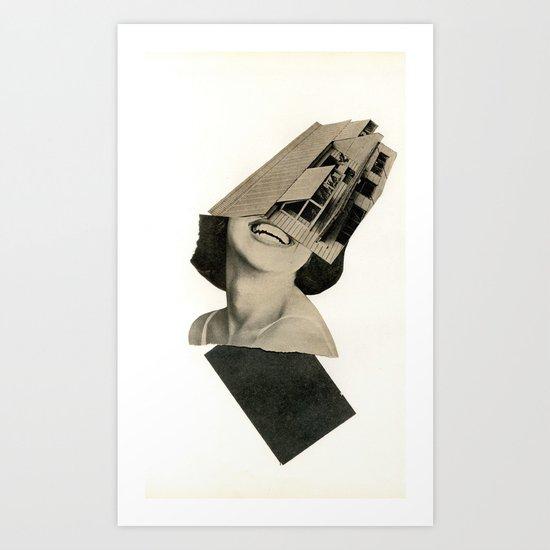 New Geometry Art Print