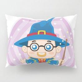 Wizard Kid Pillow Sham