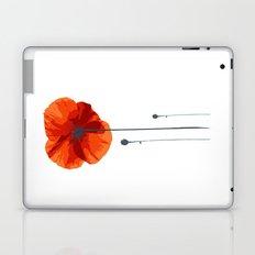 Poppy poppy poppy Laptop & iPad Skin