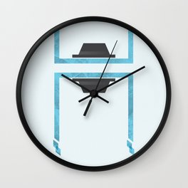 Breaking Bad: Heisenberg - Impeccable quality Wall Clock