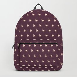 Lapin Catcheur (Rabbit Wrestler) Backpack