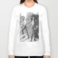 castlevania Long Sleeve T-shirts featuring castlevania by Oxxygene
