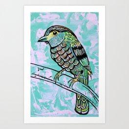 Bird#6 Art Print