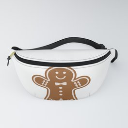Gingerbread Hugs Fanny Pack