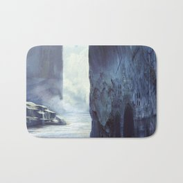 Ice kingdom Bath Mat