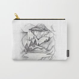 The Hideaway  Carry-All Pouch