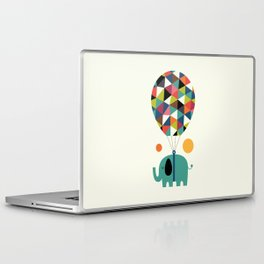 Fly High And Dream Big Laptop & iPad Skin