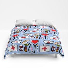 Cootie Shot Comforters