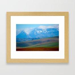 Reviersonderend Berge Friday 13th Framed Art Print
