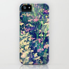 Purple lovers .. iPhone Case