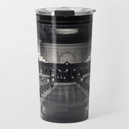 The New York Public Library Rose Reading Room Travel Mug