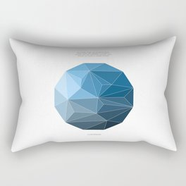 Continuum Rectangular Pillow