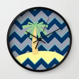 Sea you there - sealife Wall Clock
