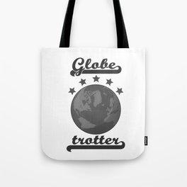 Globetrotter badge Tote Bag