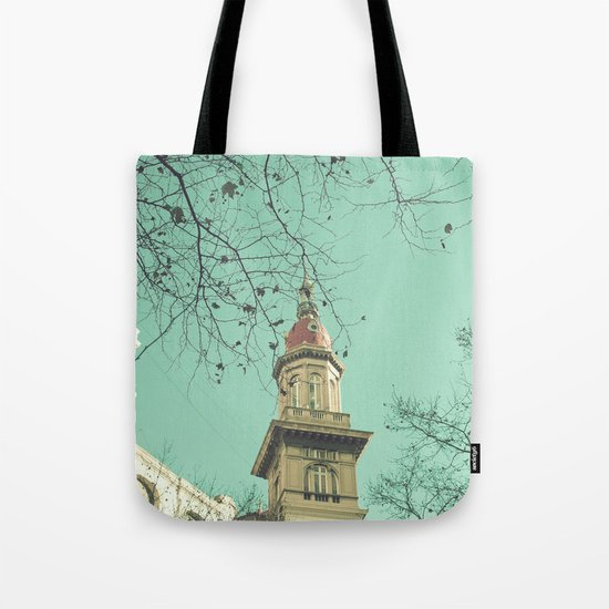 To the lighthouse Tote Bag