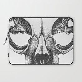 Rare Persian Smilodon Skull. Laptop Sleeve
