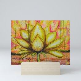 Gold Lotus - Gold Lotus Oracle Series Mini Art Print