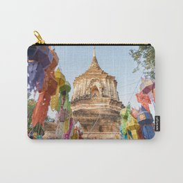 Yee Peng Lantern Festival Carry-All Pouch