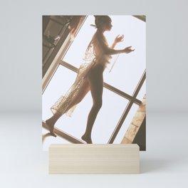 Step Mini Art Print