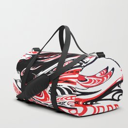 Dreaming: Orcas Duffle Bag